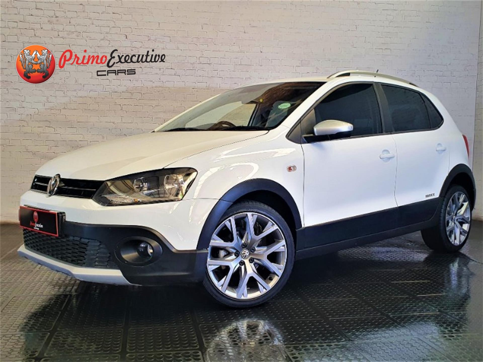 Volkswagen Polo Vivo hatch 1.6 Maxx