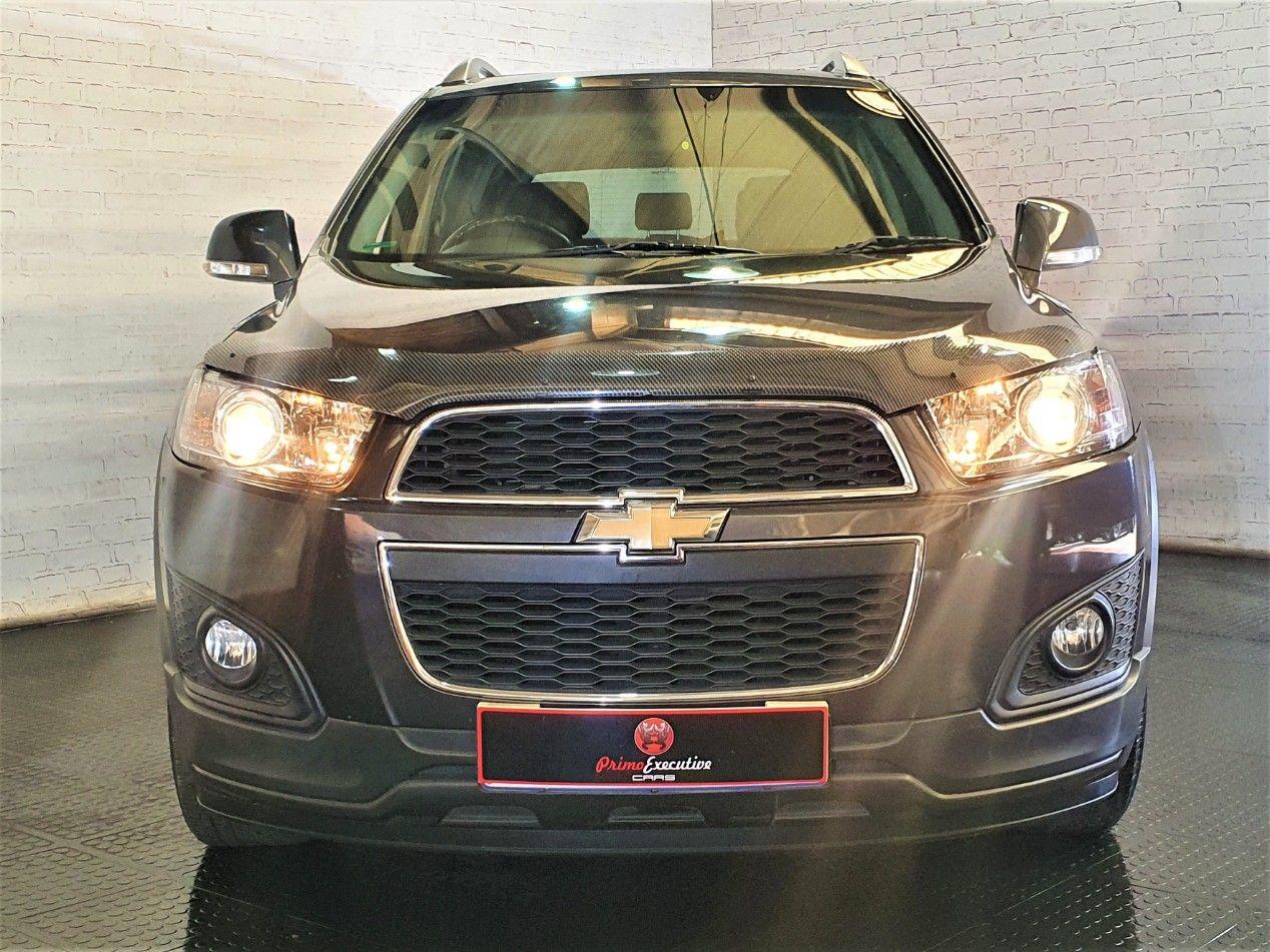 Chevrolet Captiva 2.2D LT A/T