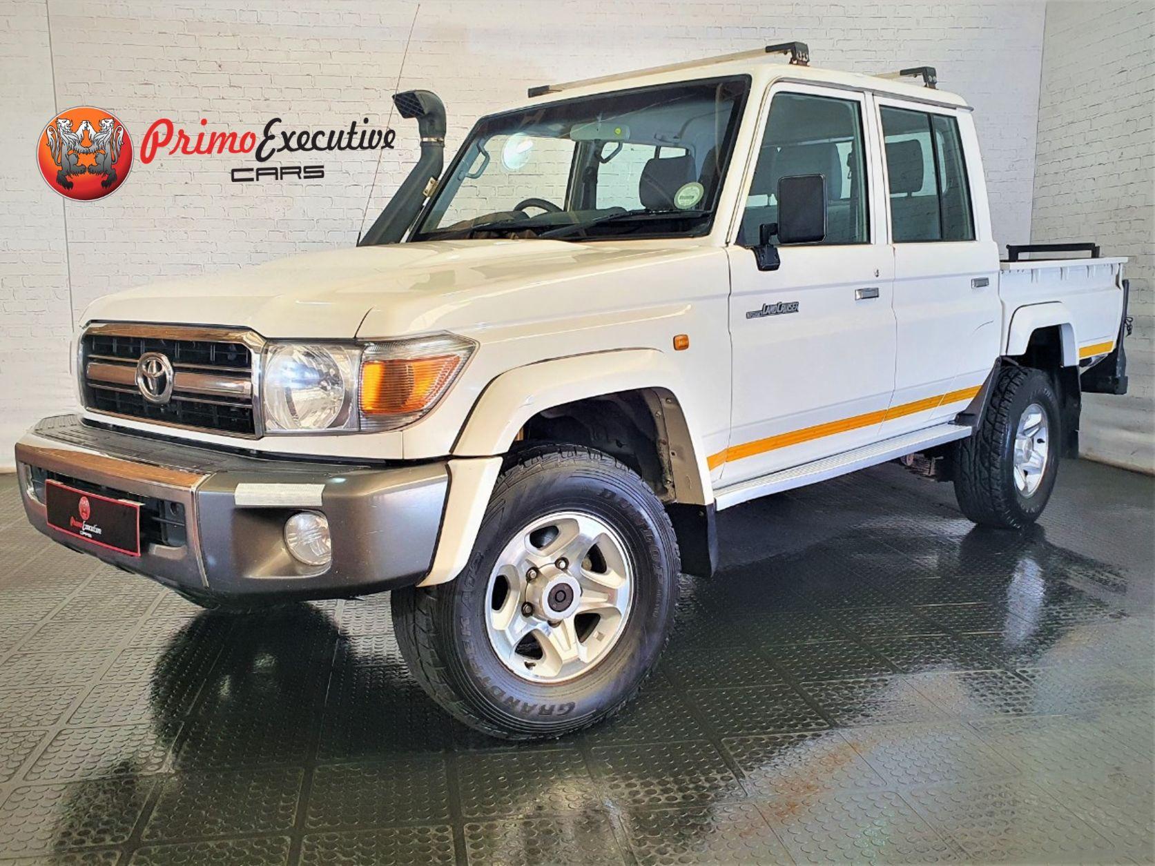Toyota Land Cruiser 79 4.2D double cab