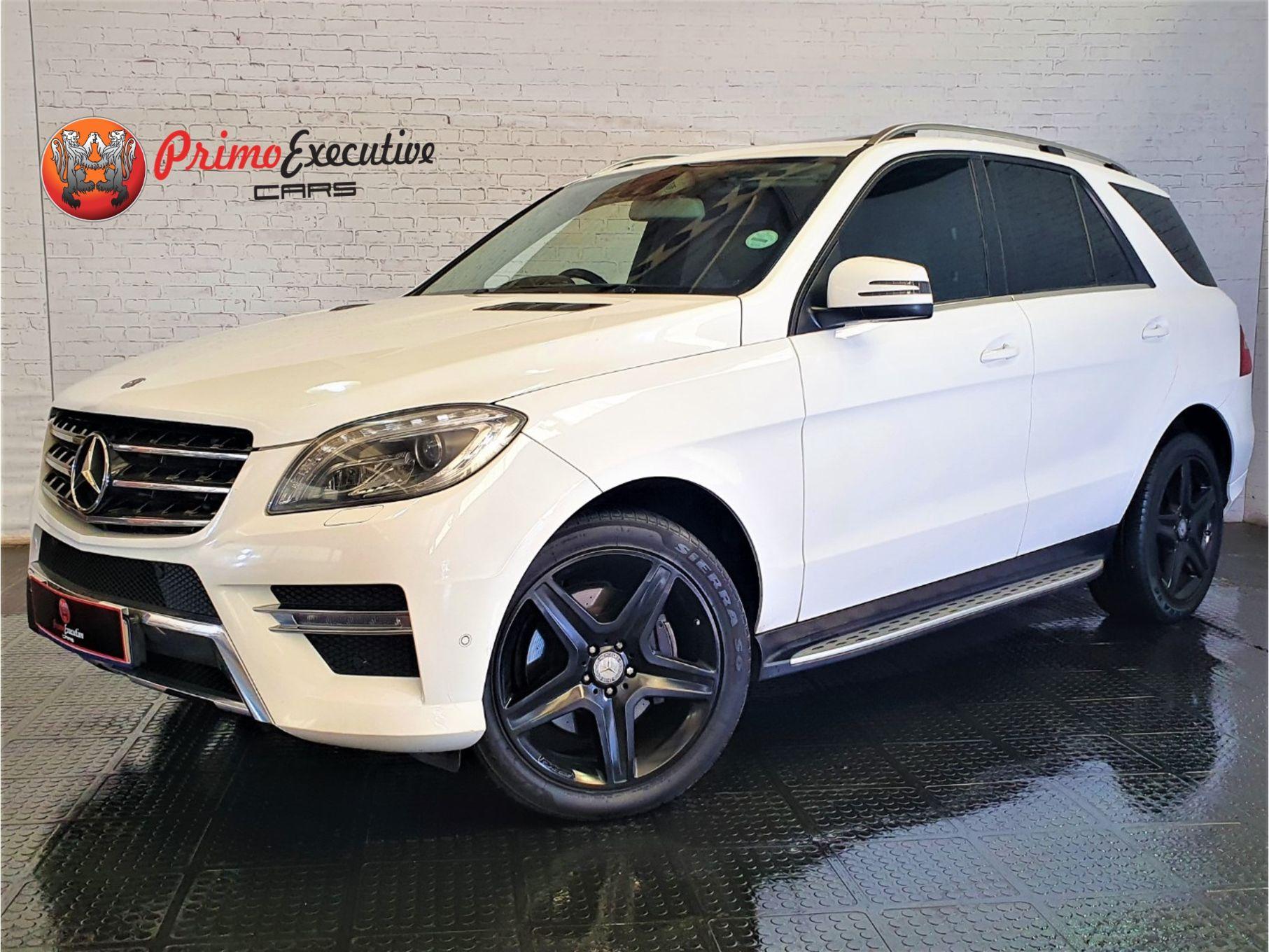 Mercedes-Benz ML350 BlueTec