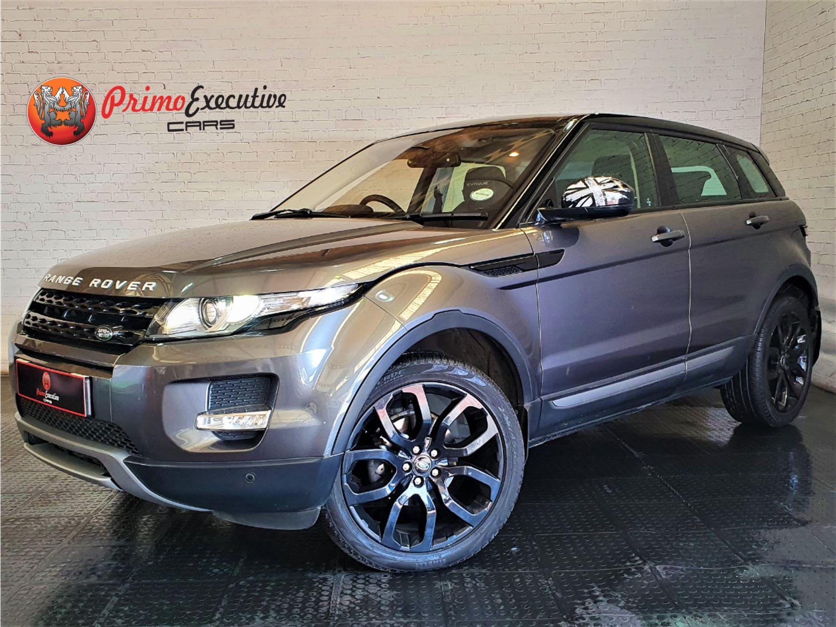 Land Rover Range Rover Evoque HSE Dynamic SD4