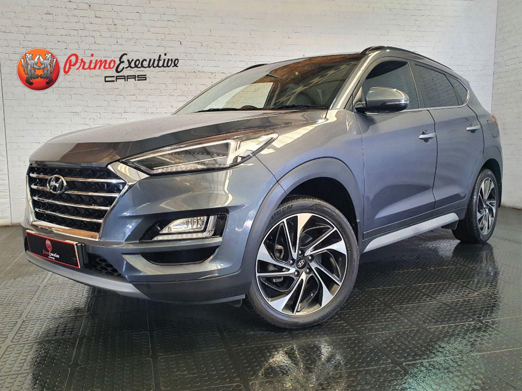 Hyundai Tucson 2.0 CRDi Elite A/T