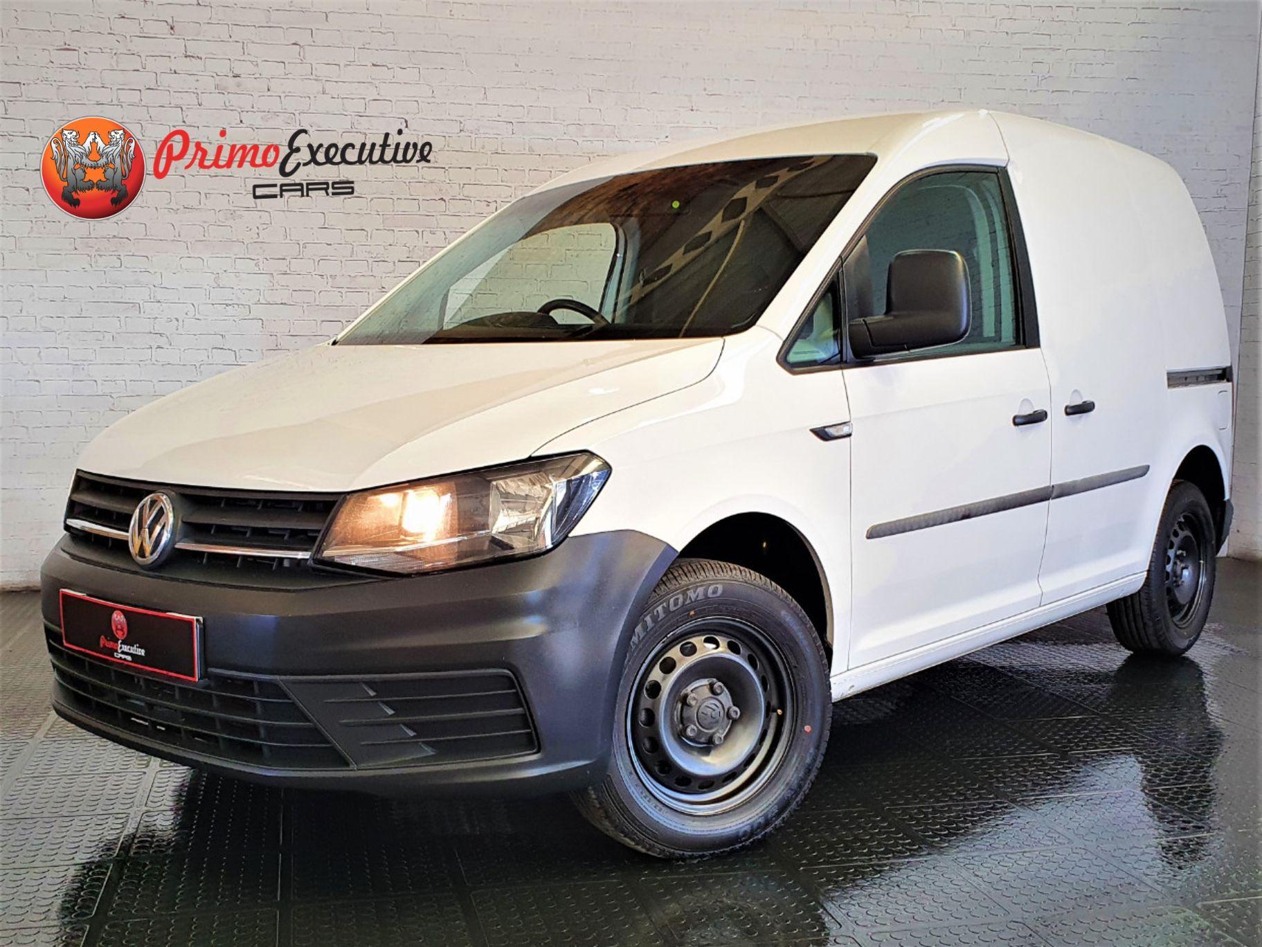 Volkswagen Caddy 2.0 TDI Panel Van