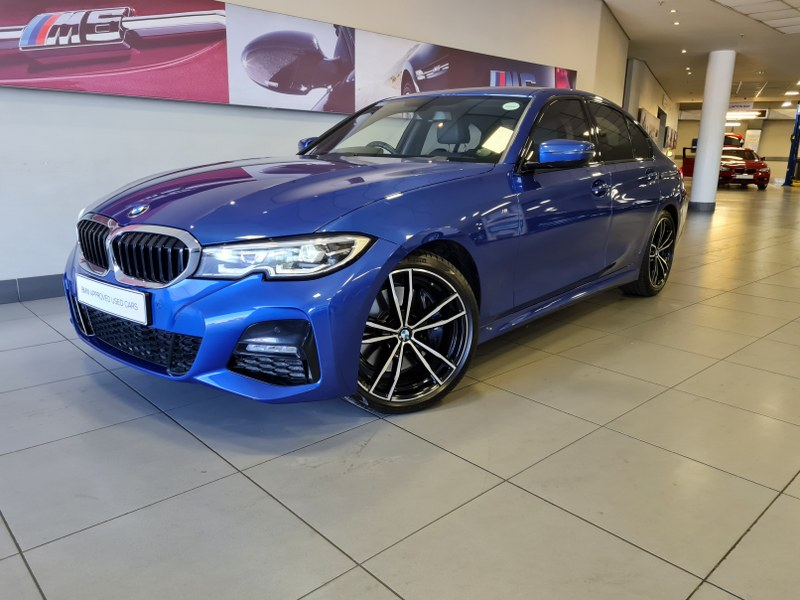 2019 bmw 330i m sport launch edition a t g20