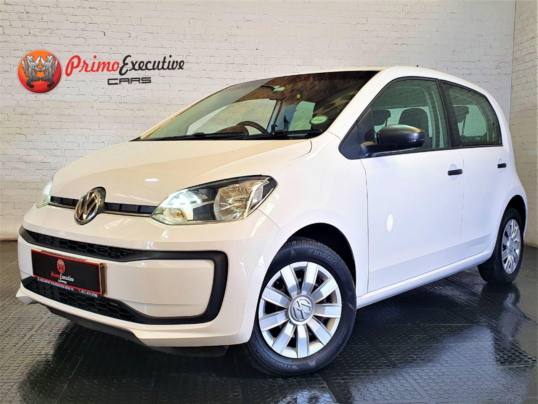 Volkswagen take up! 5-door 1.0