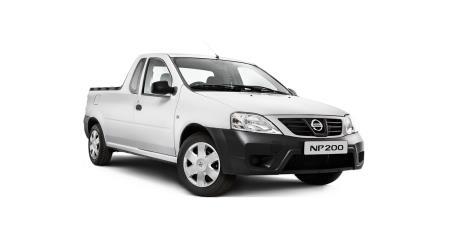 Nissan NP200 1.5 2021