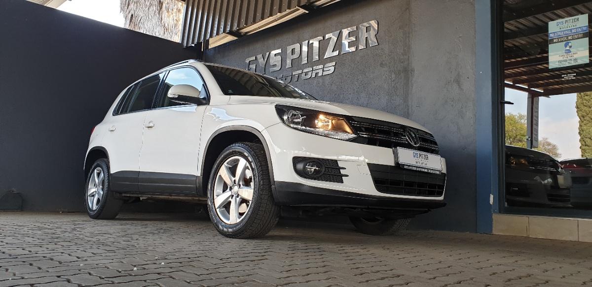 Volkswagen TIGUAN 1.4 2013