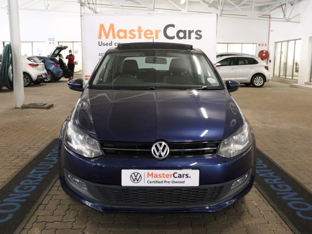 Volkswagen Polo 1.4 2014