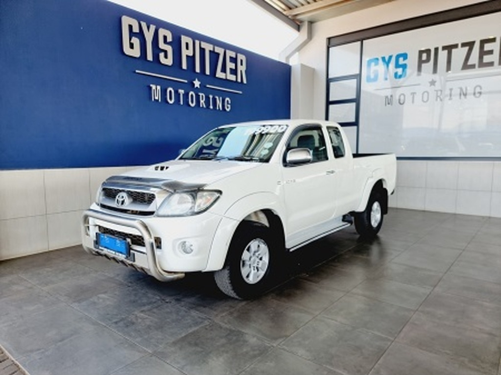 Toyota HI LUX 3.0 2011