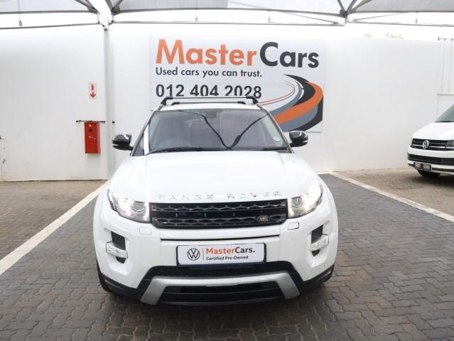 Land Rover EVOQUE 2.2 2013