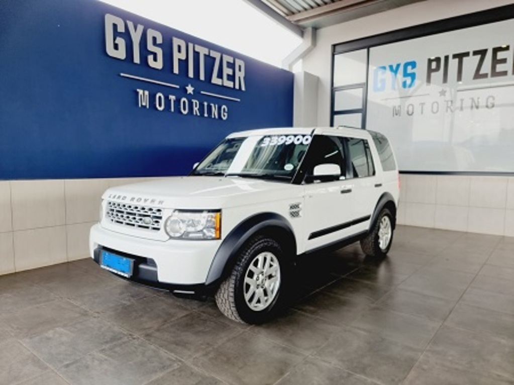 LAND ROVER DISCOVERY 4 3.0 TD  2014
