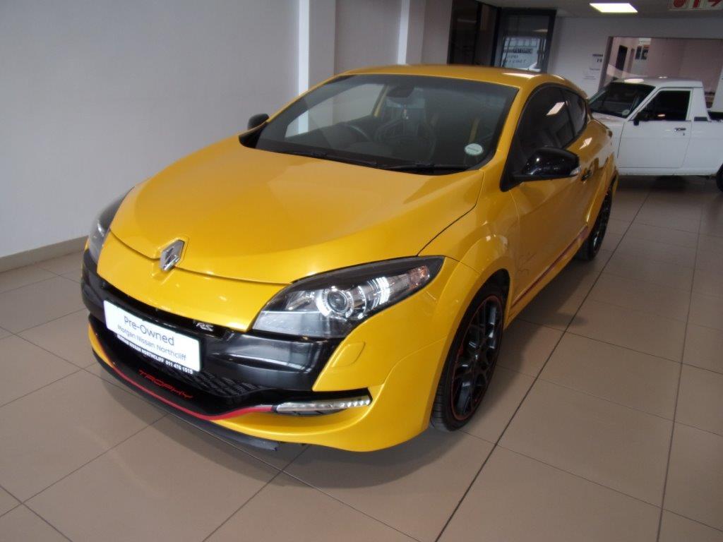 Renault Megane III RS 2013
