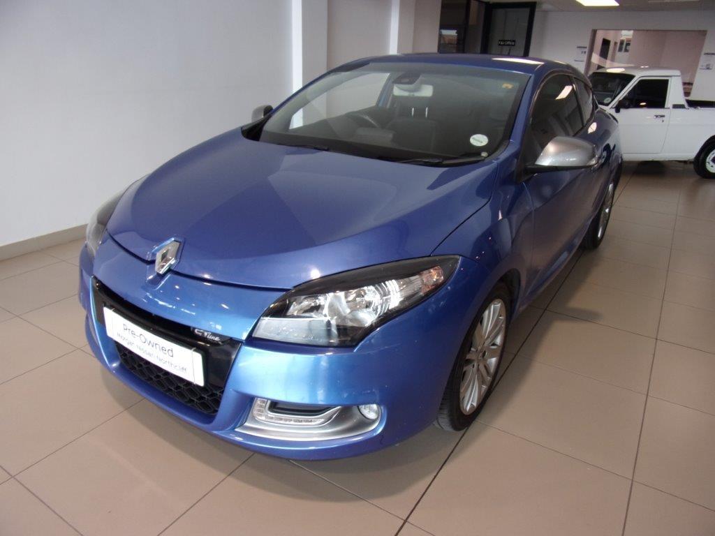 Renault MEGANE 1.4 2014